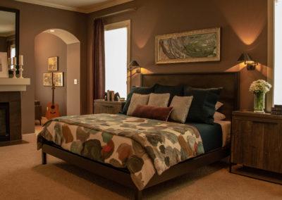 Zionsville Master Bedroom